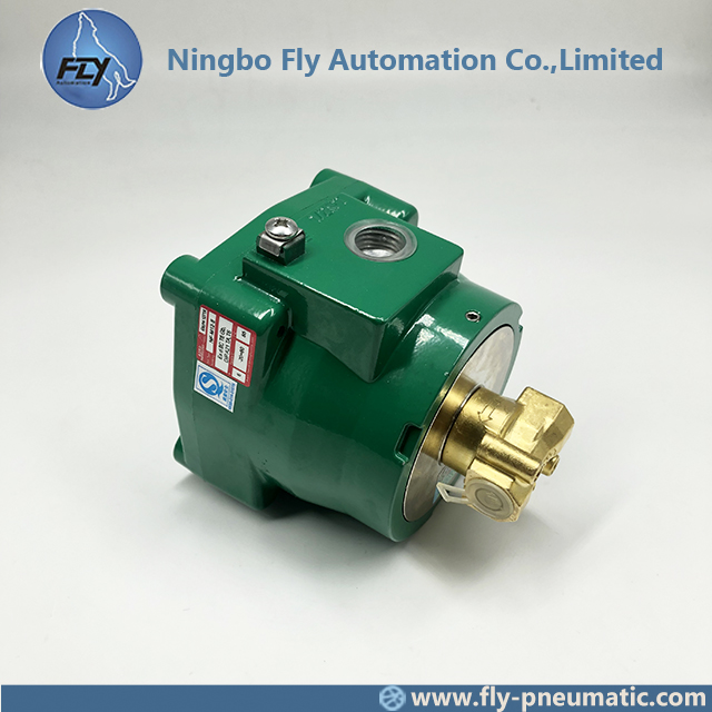 "NFFBB262A261V ASCO 262 Series 1/4"" Brass Body Normally Open Direct Operated for High Pressure Fluids Solenoid Valve"