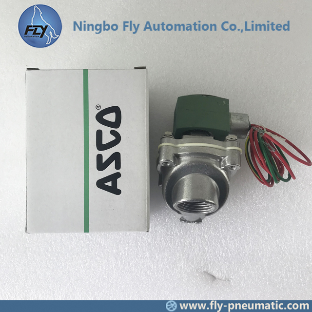 8353G41 ASCO Red Hat Explosion Proof Series 1 inch Aluminium Alloy Main Pulse Valves